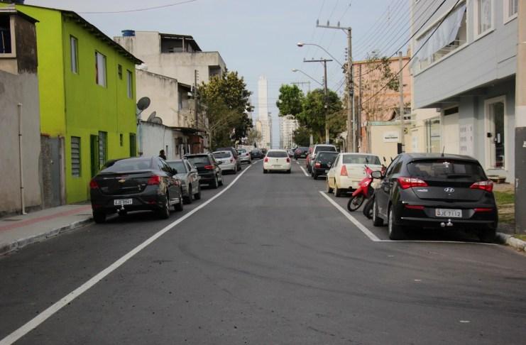 Três ruas do Bairro dos Municípios mudarão de sentido no sábado