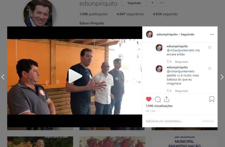 instagram piriquito