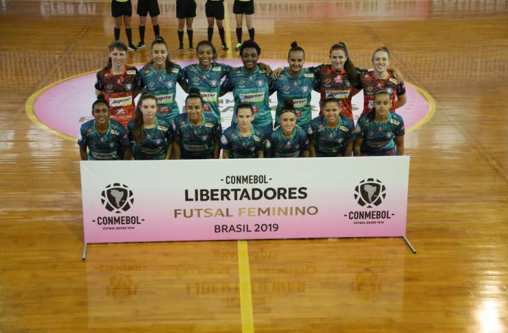 Libertadores Feminina estreia com vitória de time brasileiro