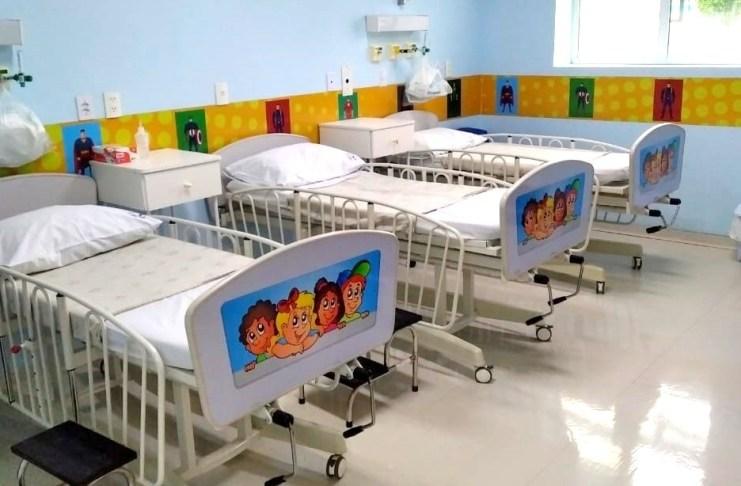 Hospital Ruth Cardoso nova ala pediatrica