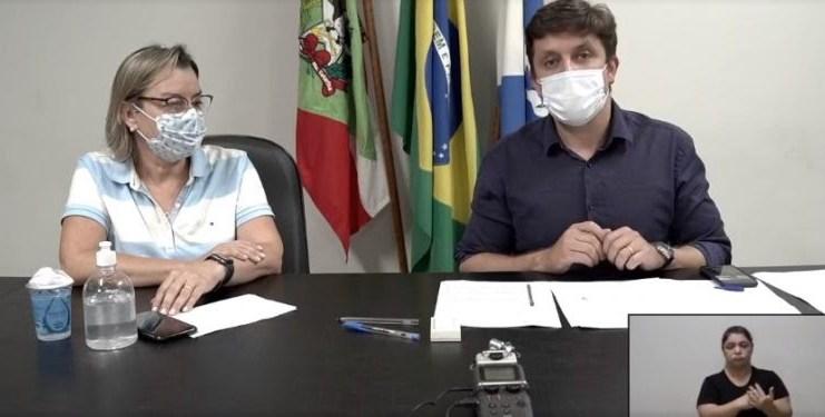 Nao havera lockdown em Balneario Camboriu reafirma prefeito