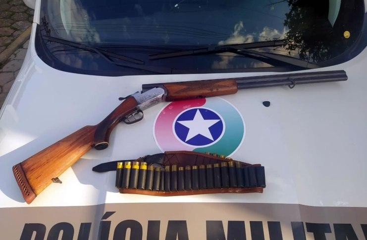 espingarda calibre 20
