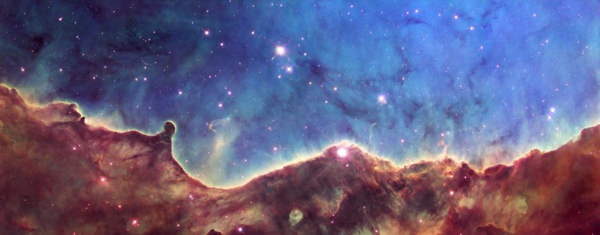 Hubble Image of NGC 3324 | ESA/Hubble