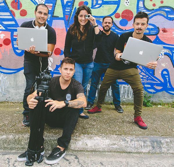 Equipe da Carleto Produtora