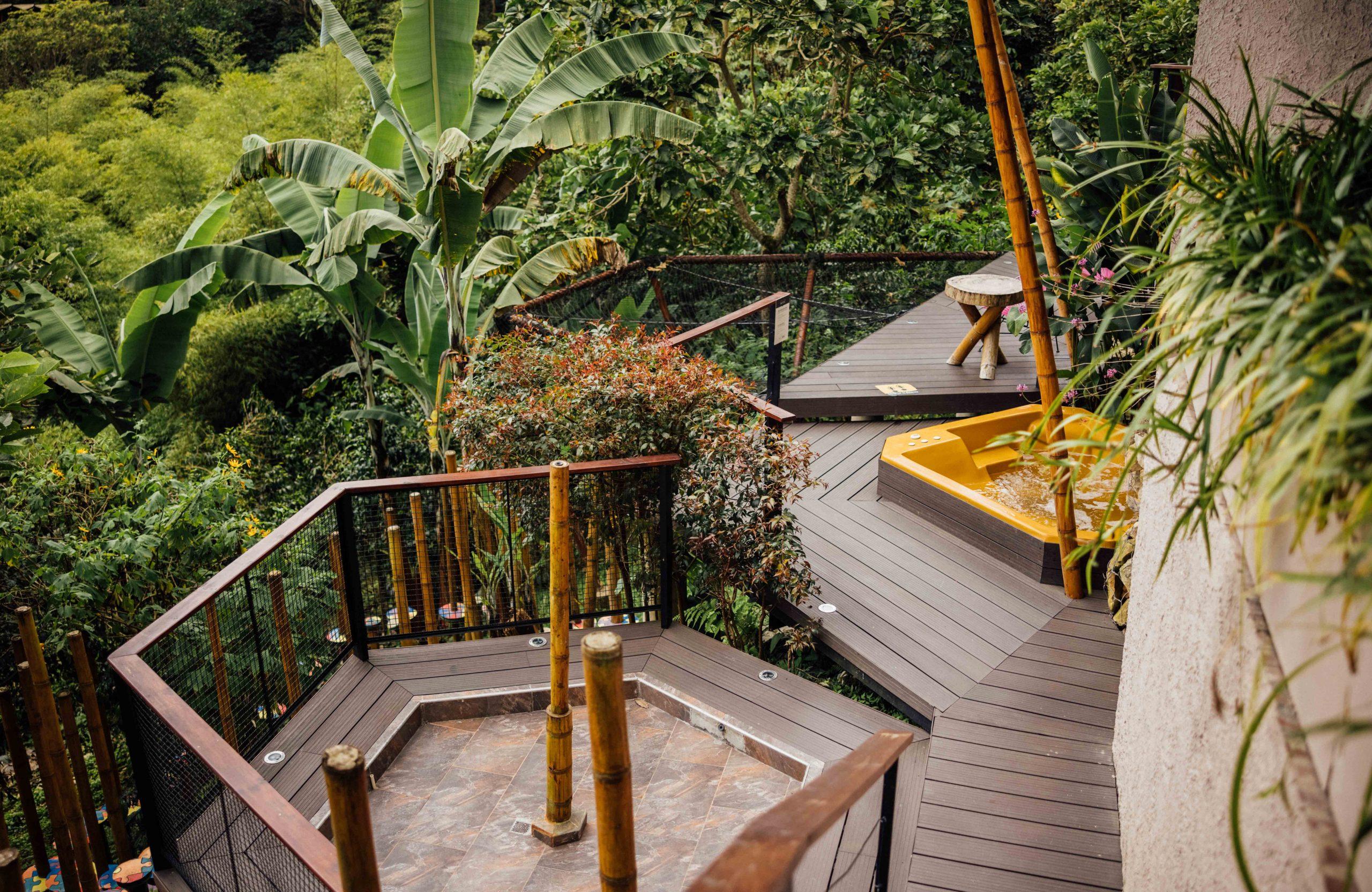 Facilities at La Palma y El Toucan