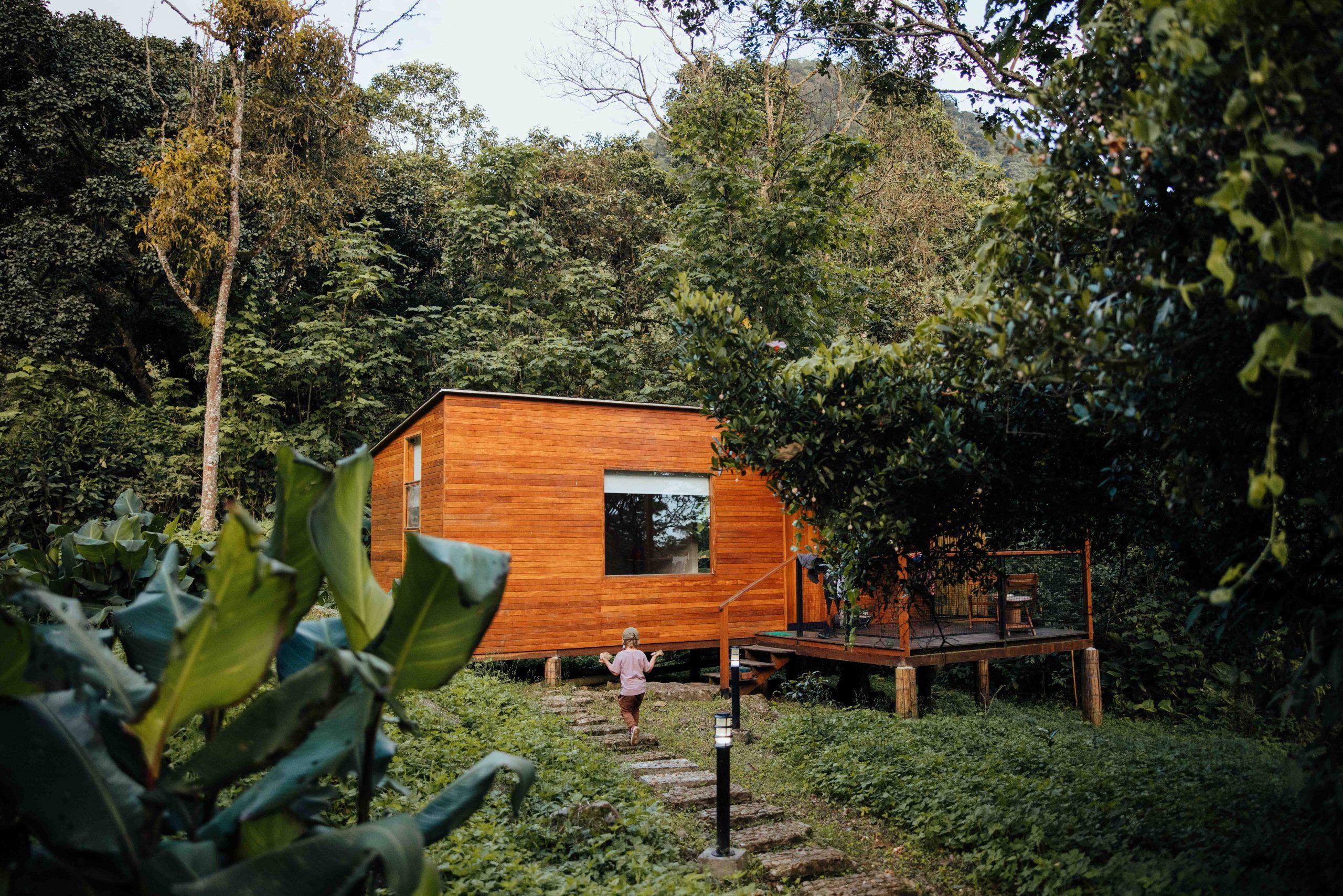 Cabin at La Palma y el Tucan