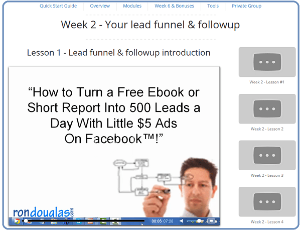 Facebook Advertising Training Program