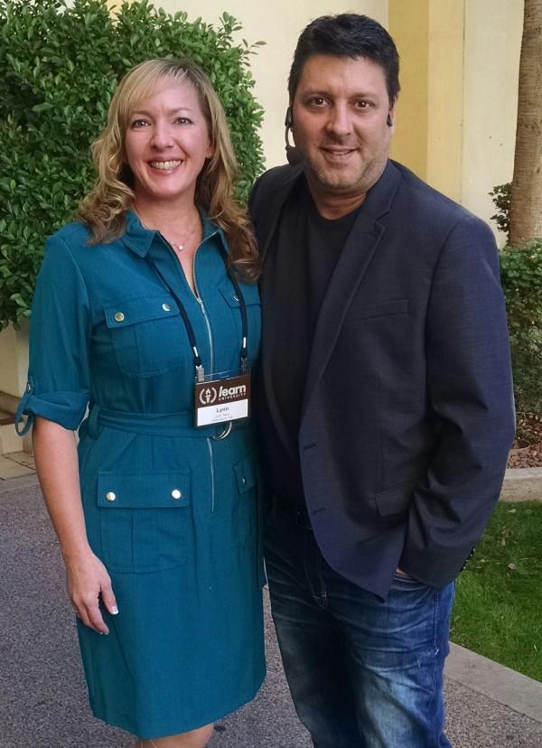 Lynn Terry and E. Brian Rose