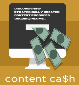 Getting Paid For Content