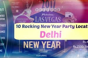 10 Rocking New Year Party Locations In New Delhi (NCR)