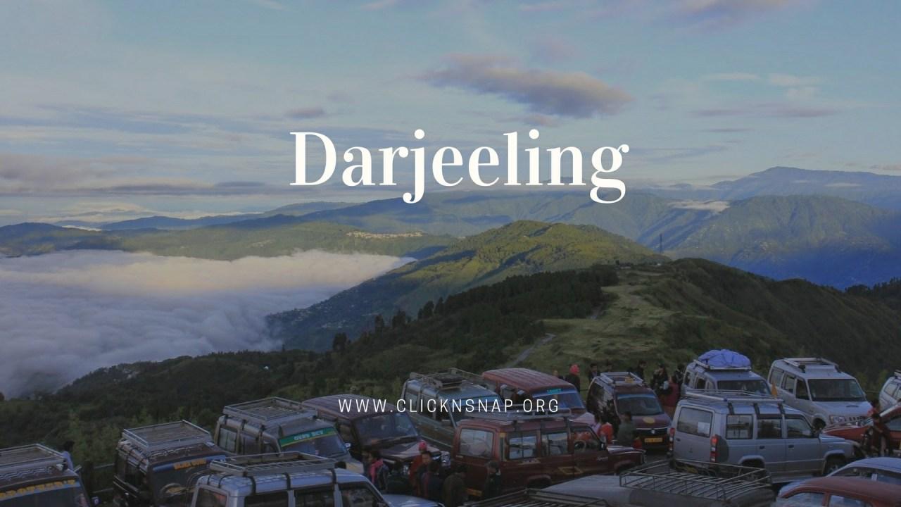 Darjeeling, Summer Holiday, India