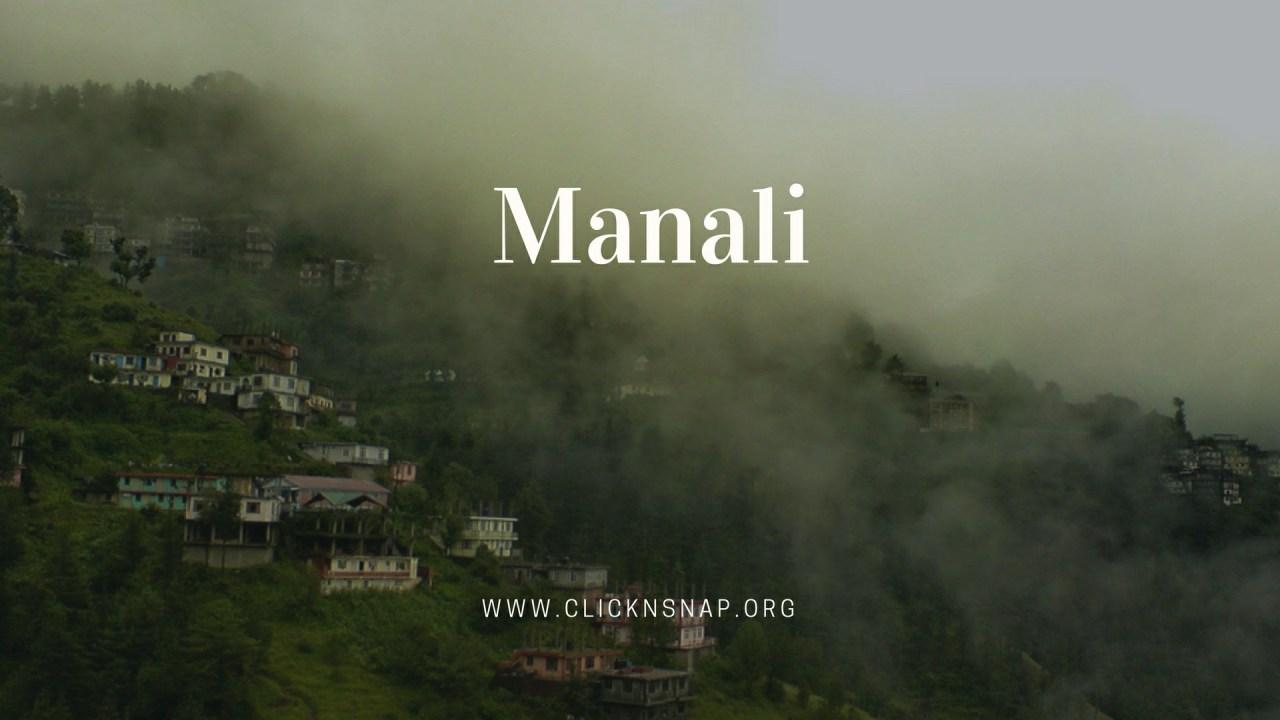 Manali, Summer Holiday, India