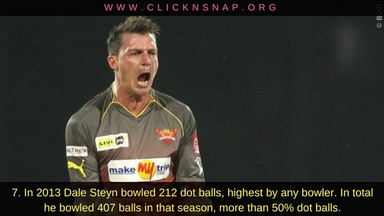 Dell Stayn,10 IPL facts , IPL , IPL 2017 , IPL Facts