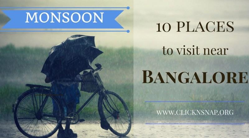 monsoon, bangalore, travel, Rain, Tour