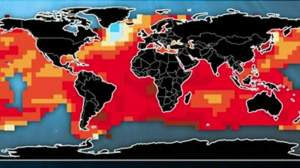 Global effects of change in air composition