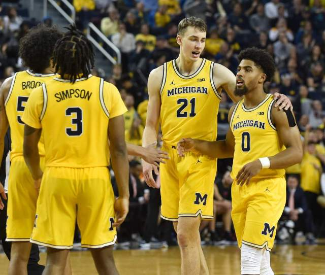 All Signs Point To Disaster For Michigan Basketball At Nebraska