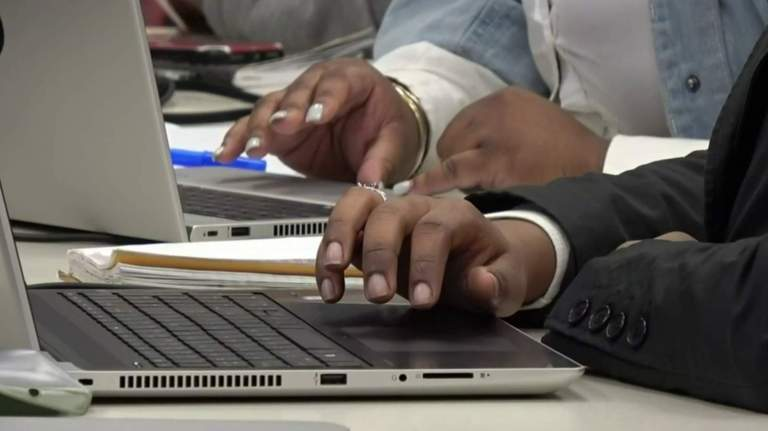 Program helps train Detroit residents for tech jobs of the future