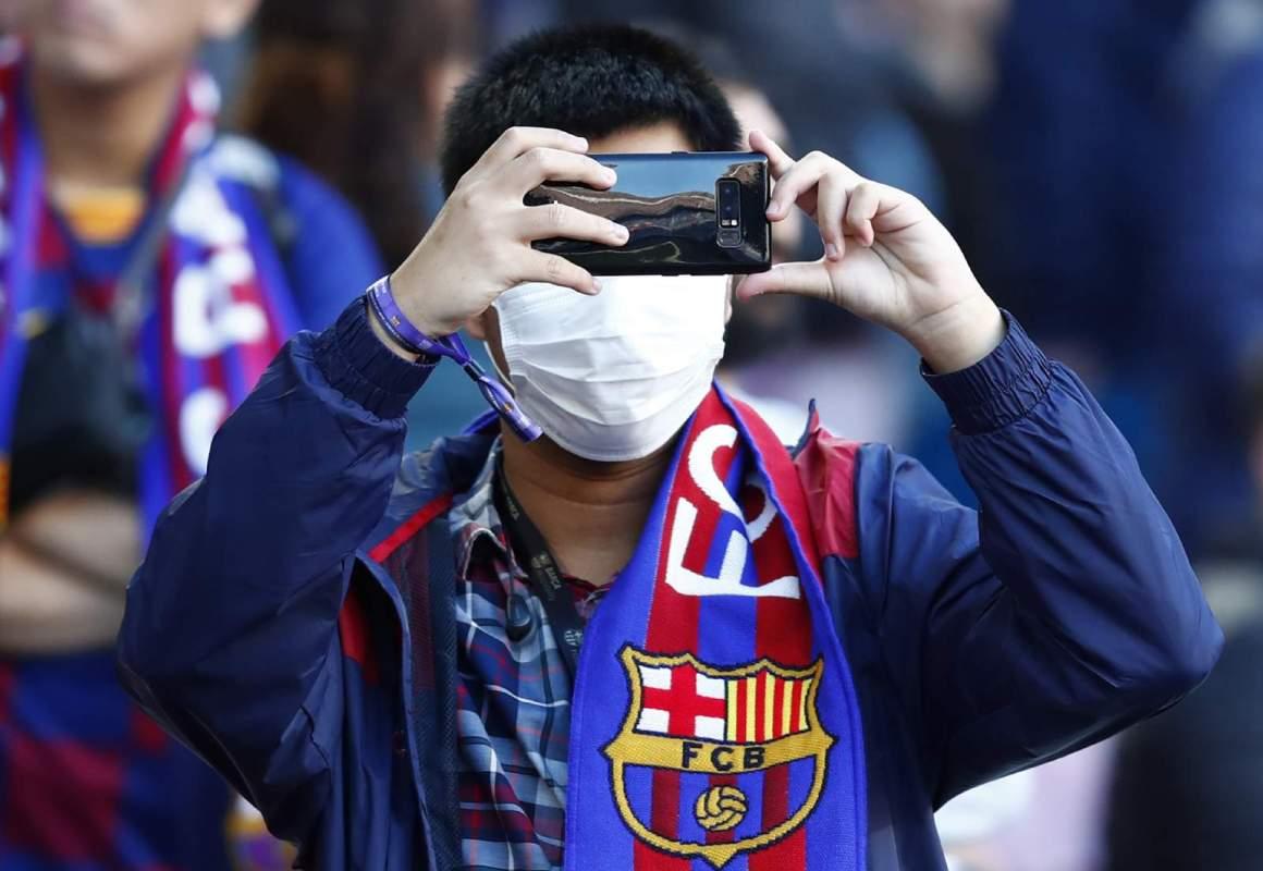 Virus causes canceled events, empty stadiums worldwide