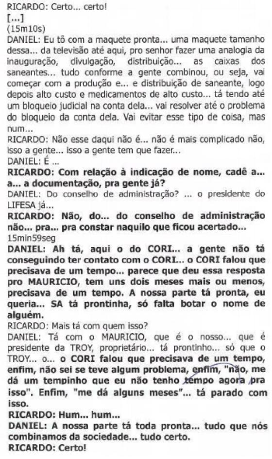 ricardo coutinho 2 - CALVÁRIO: Em áudio, Ricardo Coutinho afirma que Aguinaldo Ribeiro é uma pessoa inconfiável; OUÇA