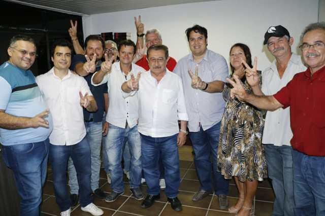puxinana - Maranhão inaugura comitê e recebe adesões em Campina Grande