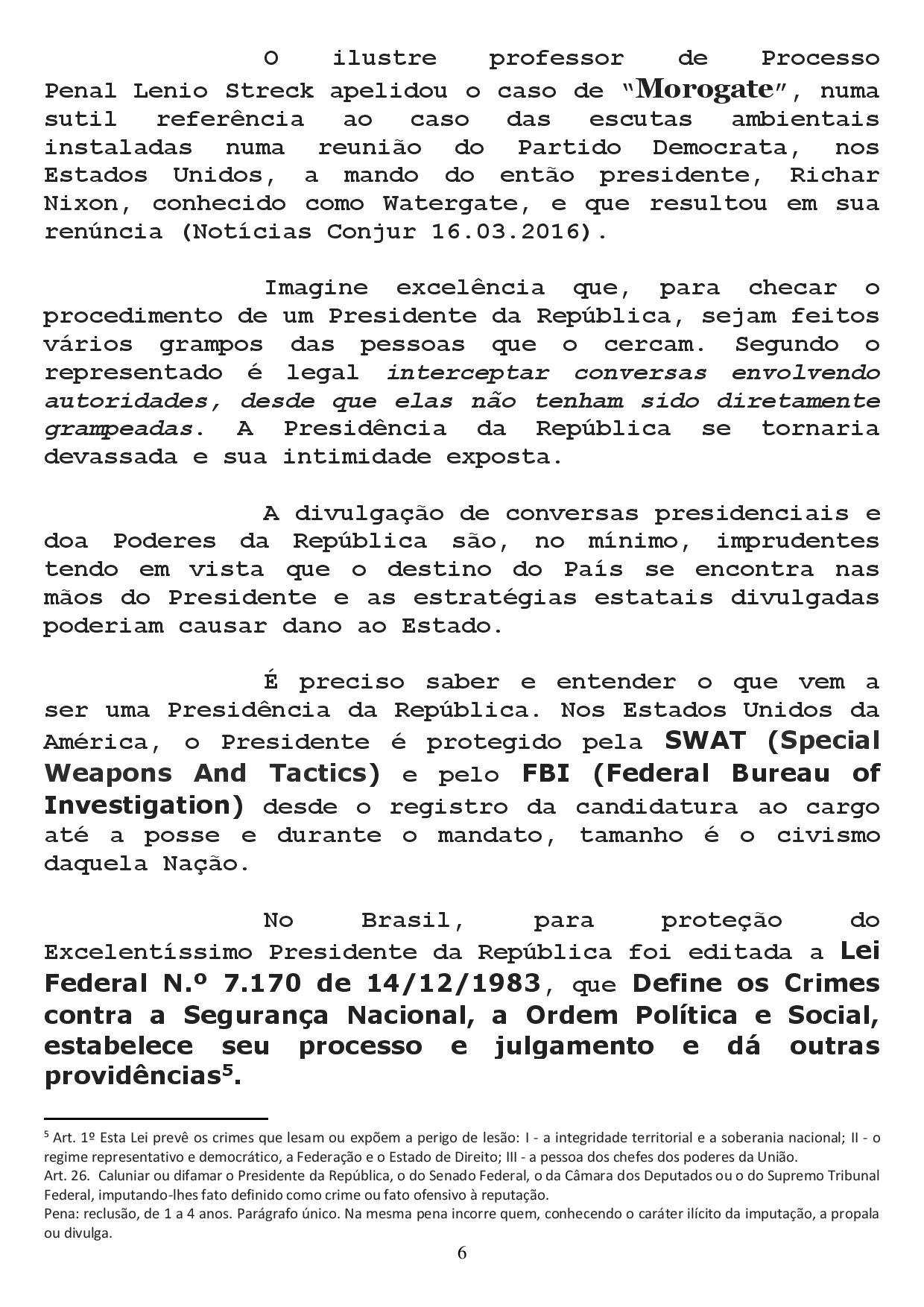 reclamacao correicional 1 page 006 - Sindicato dos Advogados da Paraíba pede no CNJ afastamento de Sergio Moro