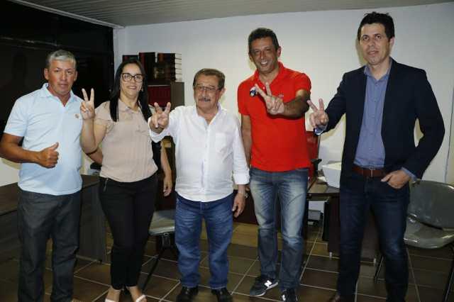 massaranduba - Maranhão inaugura comitê e recebe adesões em Campina Grande