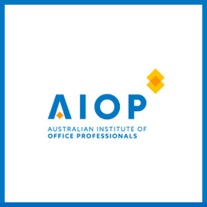 Clickstarter is a corporate member of the Australian Institute of Office Professionals