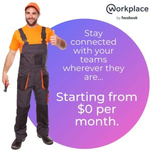 Workplace by Facebook setup and support