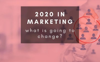 What new challenges will we face in 2020 with digital marketing?