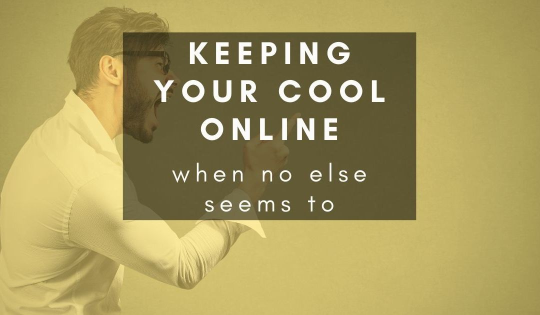 Keeping your cool online