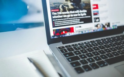 Why sharing news on business pages may come back to bite you