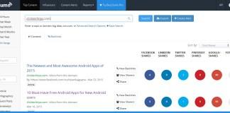 BuzzSumo tool review