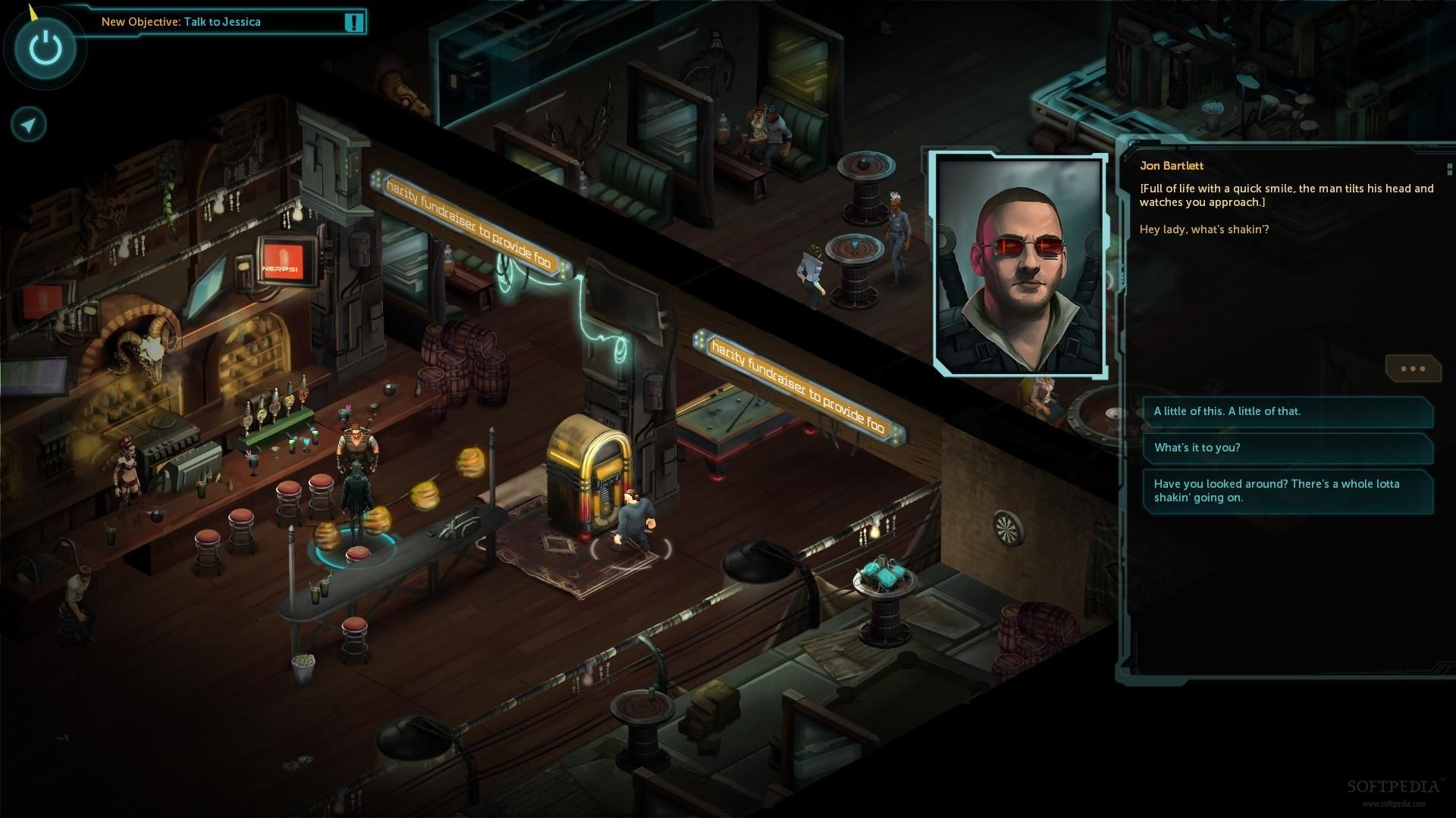 Shadowrun Dragonfall – Director's Cut