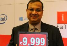 iBall launches Windows 10 laptop for Rs.9999