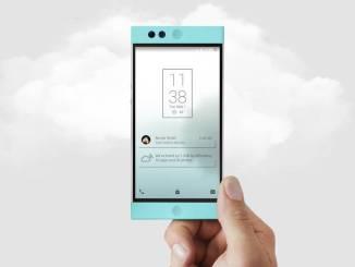 Robin smartphone