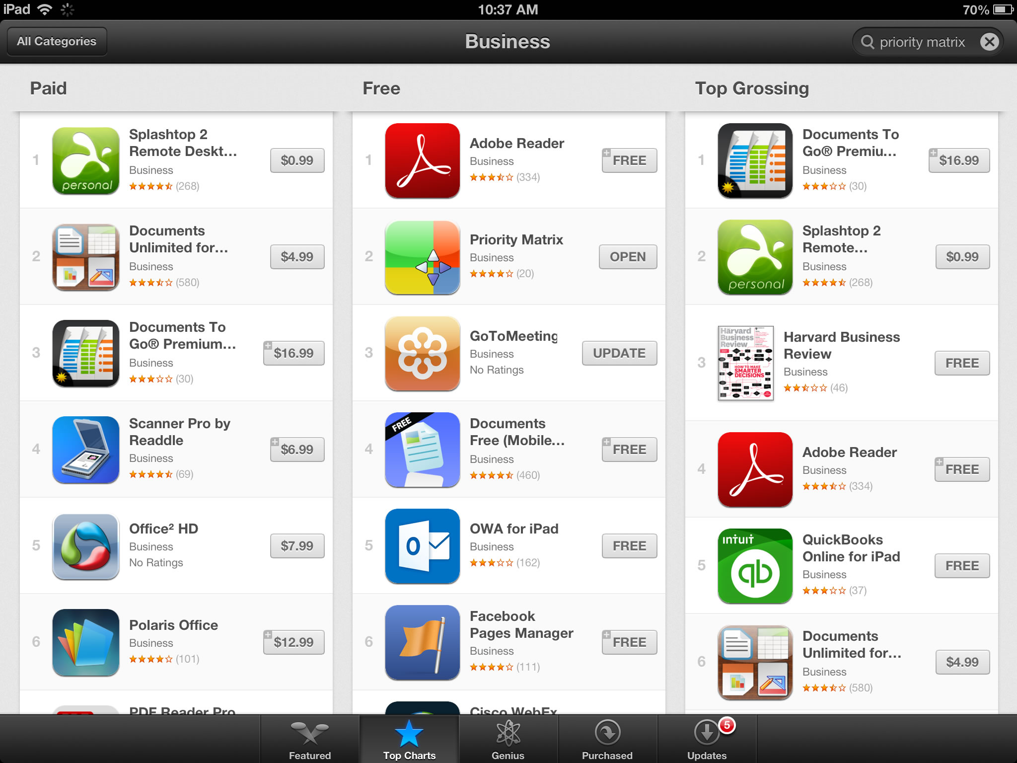 best running apps for iphone top 10 best iphone apps to run your own business 16695