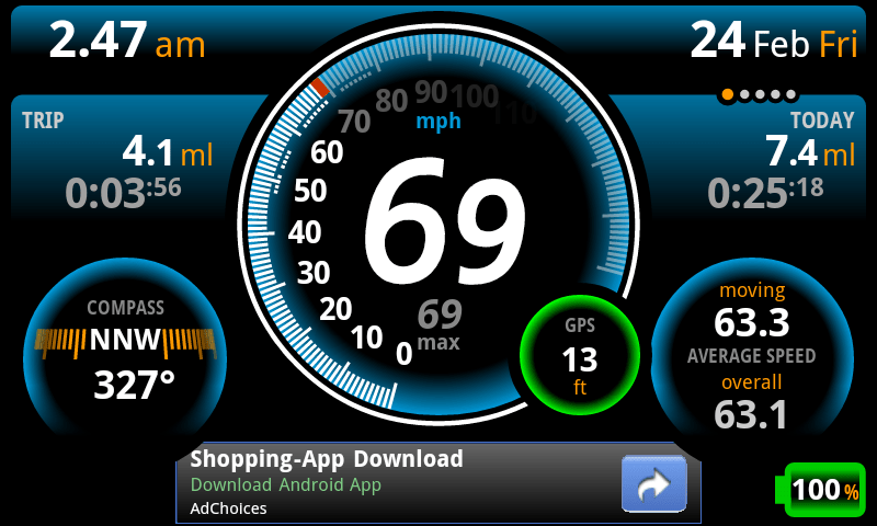 5 Highly Preferred Best Speedometer Apps For Your Android Device