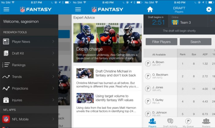 Draft Punk - Fantasy Football - Android Apps on Google Play