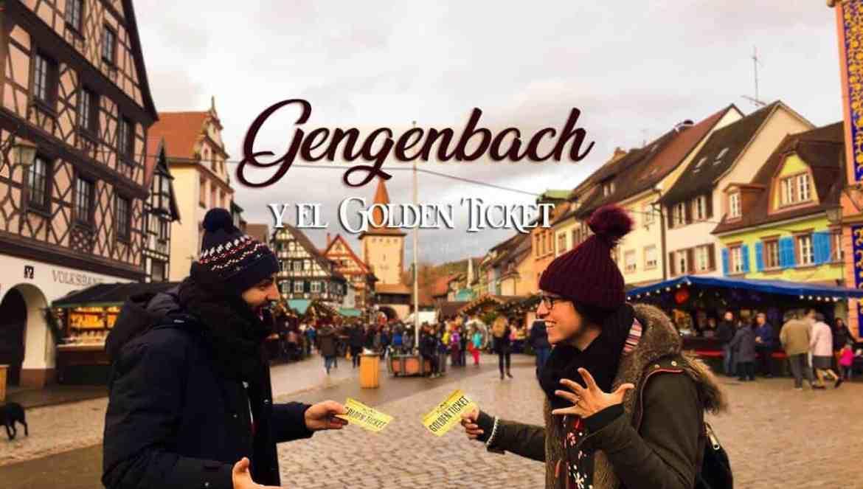 Que visitar y ver en Gengenbach Pueblos más bonitos de la Selva Negra en Navidad Willy Wonka ClickTrip