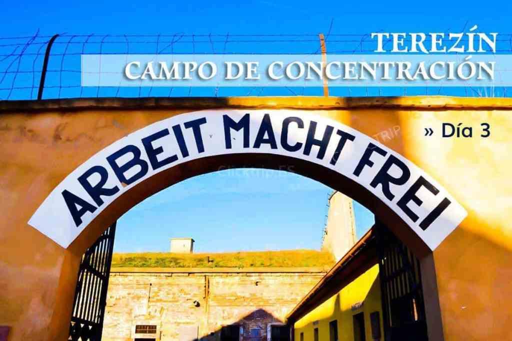 Gueto de Theresienstad · Campo Concentración Nazi de Terezin en Praga · Cómo llegar · Click_Trip