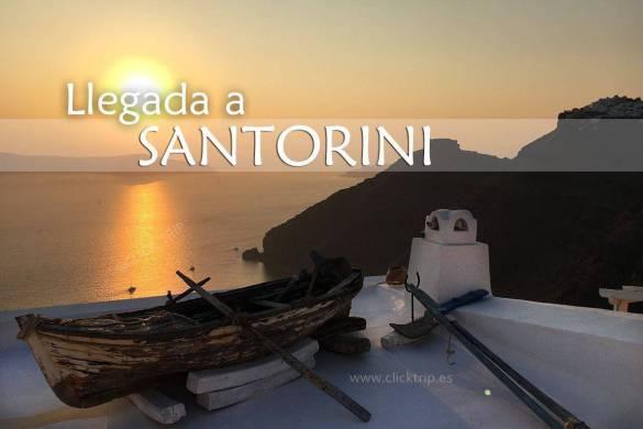 Que visitar ver y hacer en Atenas Como llegar a Isla Griega Santorini_ClickTrip