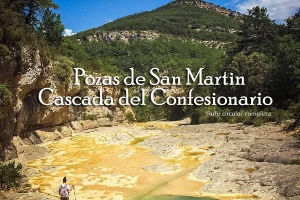 Ruta_Excursión_Pozas_San_Martin_Cascada_del_Confesionario_Huesca_ClickTrip