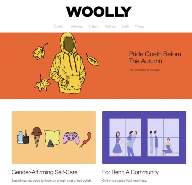 Casper - Woolly