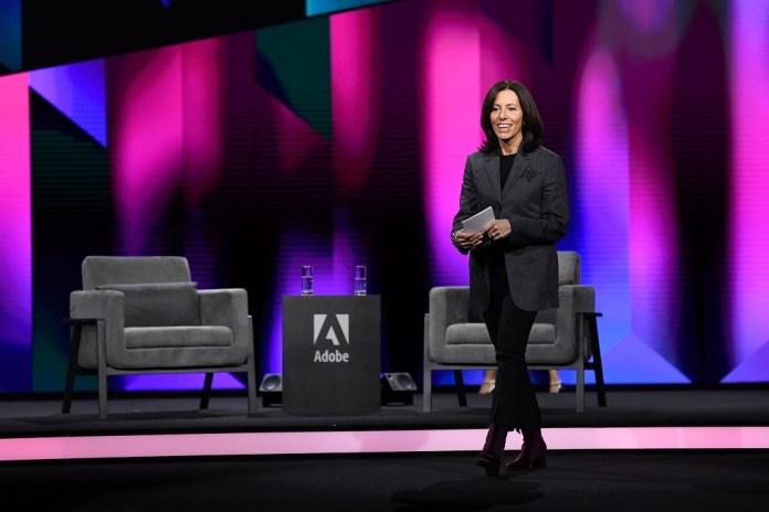 Adobe CMO Ann Lewnes Summit 2019