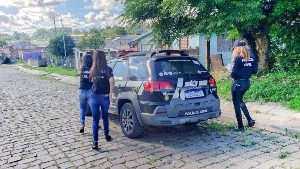 Divulgação / Polícia Civil