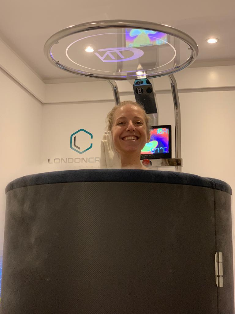 Biohacking Dasha Maximov's optimized health