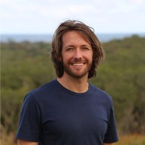 Julian Mitchell - Mushroom Man