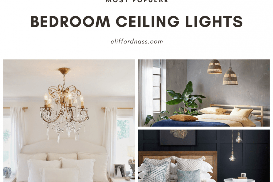 bedroom ceiling lights