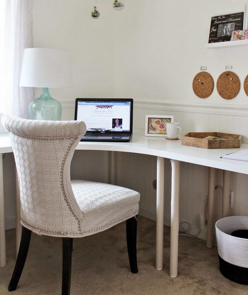 desks small spaces home fold down table