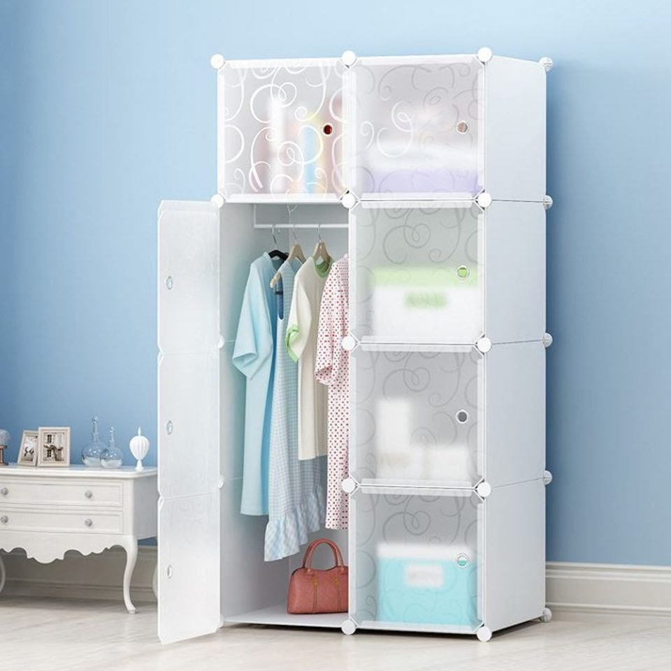 diy portable wardrobe closet